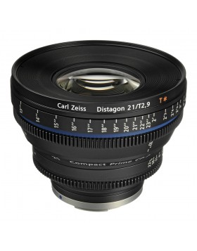 ZEISS Compact Prime CP.2 21mm T2.9