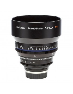 ZEISS Compact Prime CP.2 50mm T2.1 Macro