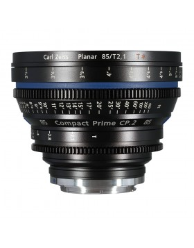 ZEISS Compact Prime CP.2 85mm T2.1
