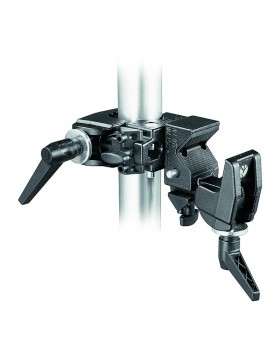 MANFROTTO 038 - Doppel-Super Clamp 90°